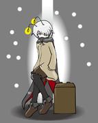 蟲師リグル(冬の装い)