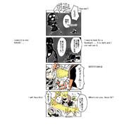 諸星きらり&双葉杏「停電」