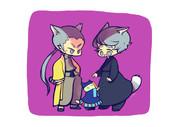 猫耳道士&猫耳神父