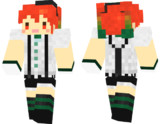 【Minecraft】初音ミク の スキンサンプル【パンプキンドリーム】