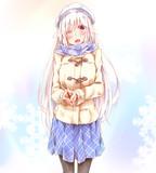 冬シロちゃん