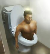 トイレの神様先輩