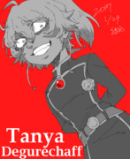 ターニャ~♡
