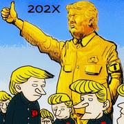 近未来のアメリカ
