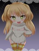 例のセーター(旧式)2