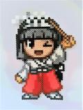 元祖巫女キャラ