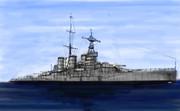 イギリス海軍 巡洋戦艦タイガー