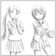 練習:駆逐艦綾波