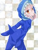 サメスーツ菊月