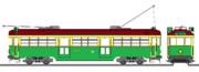 メルボルン市電W7形電車