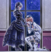 蘭子姫と飛鳥王子