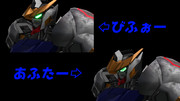 【MMD】ガンダムバルバトスV2 配布開始