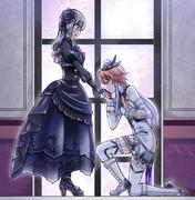 蘭子姫と飛鳥王子(別バージョン)