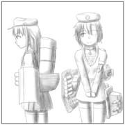 練習:駆逐艦響
