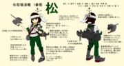 松型駆逐艦娘実装作戦!【再考編】
