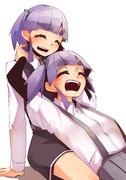 「姉さんと一緒です!」
