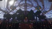 【Minecraft】温室を作ってみた【初建築&投稿】