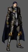 DARK SOULS風 湖の騎士(剣)
