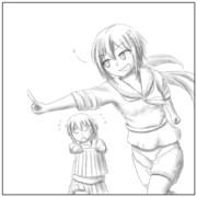 練習:駆逐艦雷