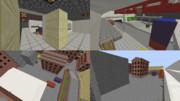 Minecraft CSOのアサルト