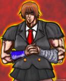 【キルミーの拳】折部やすなを描いてみた!(^^)