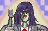 【キルミーの拳】あぎりさんを描いてみた!(^^)