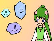 六角形と姫
