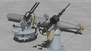 PTボートの兵装