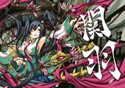 恋姫†演武の関羽 愛紗
