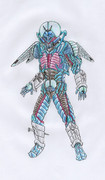 オリジナル怪人/ドラゴンフライバイト