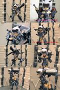 迅雷ー高機動ユニット装備型 その2