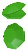 八角形のカスタネット