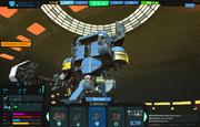 Galactic Junk League ネタ機 ショベルナイト