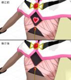 【MMDモデル】まつん式環いろは魔法少女 V0.2.0 修正点その1【マギアレコード】