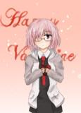 バレンタインマシュ