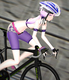 ロードバイクゆかり