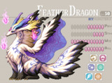 【RT Monsters】FeatherDragon Lv.50
