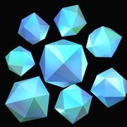 宝石92「四方六面体」