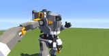 【Minecraft】JointBlock製ロボ その12
