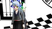 モノクロームナフタリ【MMD】