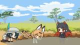 おみずおいしーね!gifアニメ