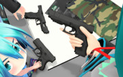 MMD-SHOT SHOW2017 -ブース-①