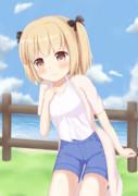 NEW GAME!のゆんちゃん