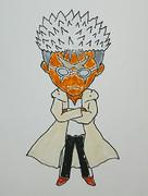傷の男(スカー)