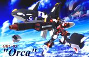 【MMDオリメカ】ORC-05 オルカ【可変シャチ型】