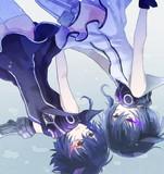 深海の双子