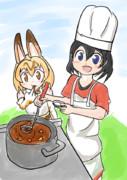 お料理回!