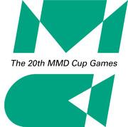 【第20回MMD杯】大会ロゴ