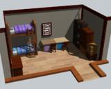 スイレンの部屋