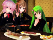 今日は おさかな料理だぁ~!